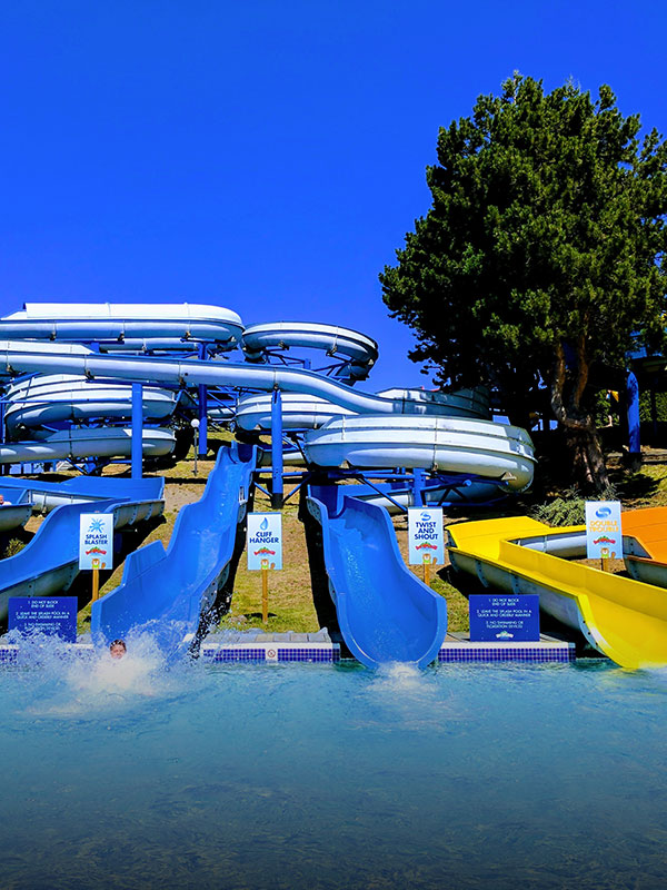 Big Splash Water Park | OPEN SUMMER 2019 | Tsawwassen, BC